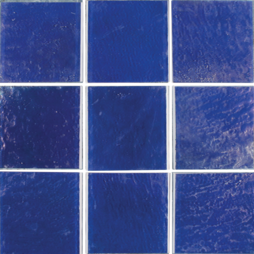 Elegant Glass Cobalt 6×6