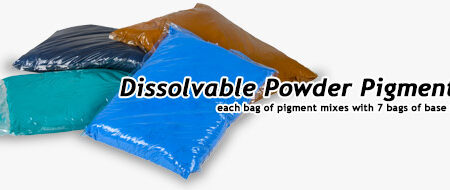 POWDER PIGMENTS