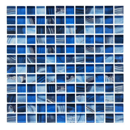 MALIBU COBALT MIX BLUE 1X1