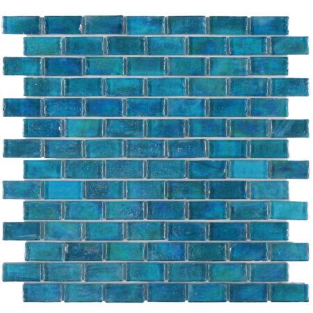Malibu Blue Brick 12 x 12