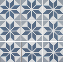 Azul Blue  6×6 (Range)