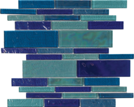 Blendstone Random Linear Glass Mosaic