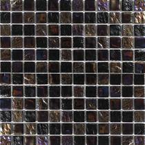 Blackstone  1×1 Glass Mosaic