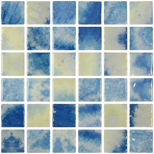 Blue Stone  2×2 Mosaic 12.25 x 12.25 Sheet