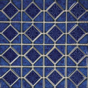 Blueberry  Mosaic 12×12 Sheet