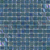 Moonstone  1×1 Glass Mosaic