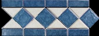 Ocean Sand  6×13 Border