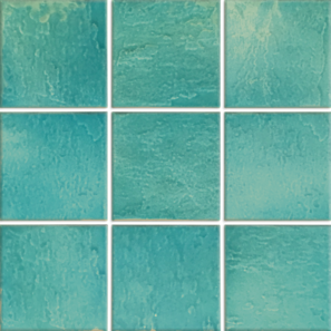 Pacifico Acquamarina porcelain 6×6 (Range Samples)