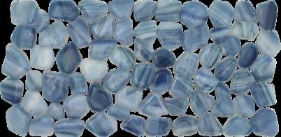 Scotia Pebbles Pebbles Mosaic  5.75×12 Sheet