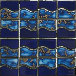 Terra Porcelain Mosaic 12×12 Sheet