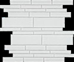 Whitestone  Random Linear Glass Mosaic