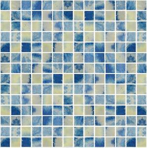Blue Stone   1×1 Mosaic 12¼ x 18⅜ Sheet