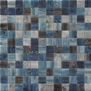 Indigo  1×1 Mosaic 12.25×12.25 Sheet