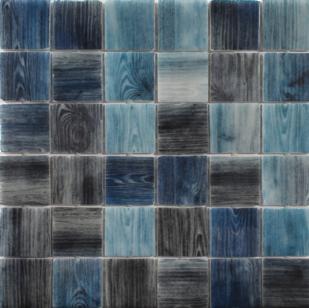 Indigo  2×2 Mosaic 12.25×12.25 Sheet