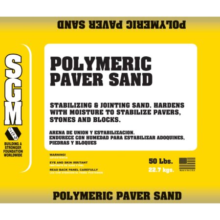 Polymeric Paver Sand (PPS)