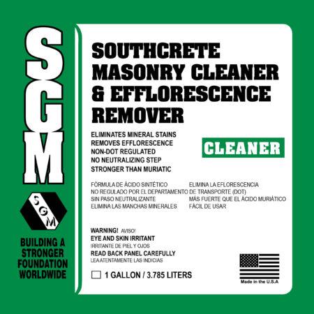Southcrete™ Masonry Cleaner & Efflorescence Remover