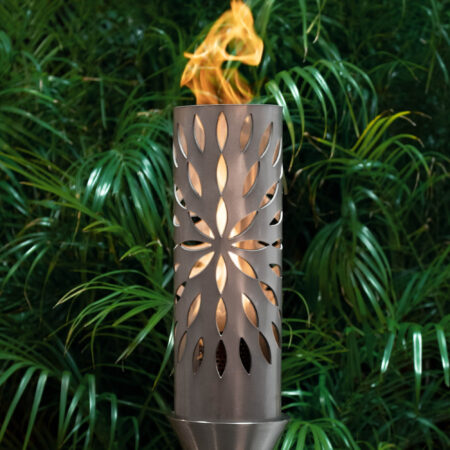 SUNSHINE FIRE TORCH STAINLESS STEEL