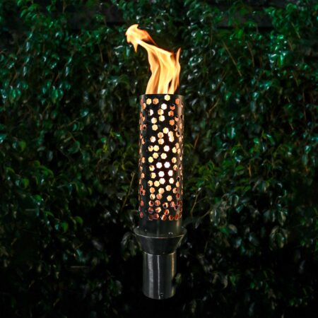 HAVANA FIRE TORCH STAINLESS STEEL GAS TORCH