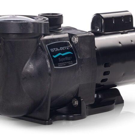 STA-RITE SUPERMAX PUMP 0.5 HP – PHK2RA6C-100L