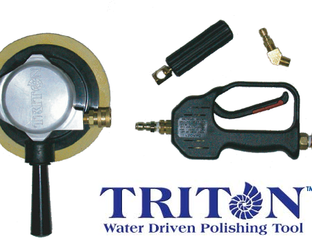 THE TRITON WATER DRIVEN POLISHING TOOL-AQUAVATIONS