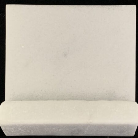 White 6×6 Marble Hand Hold