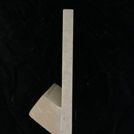 Ivory 6×6 Travertine Hand Hold