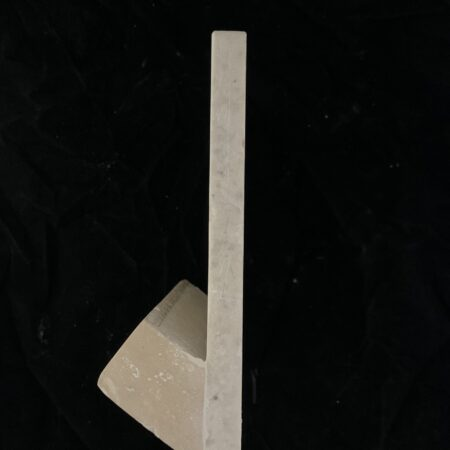 Ivory 6×6 Travertine Hand Hold