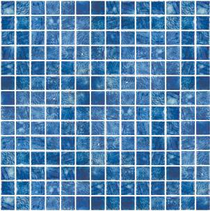 Arrecife Blue 1×1 Mosaic