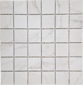 Venato Bone 2×2 Glass Mosaic