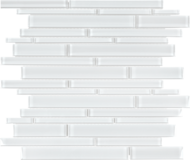 Ice Random Linear Mosaic