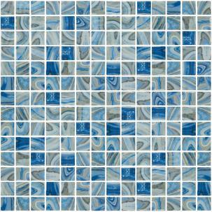 Tourmaline 1×1 Mosaic