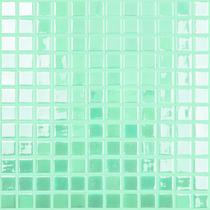 GLOW GLASS AQUA/GREEN 1X1