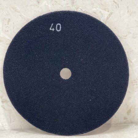 POOL PLASTER DISC PAD 7″ 40 GRIT
