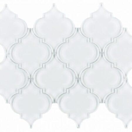 Aladdin White Shining 9.25 x 13.25