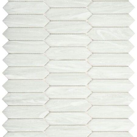 Arrow White 10.25 x 12.5 TILE