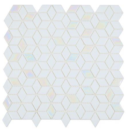 Cube White 11.5 x 11.75