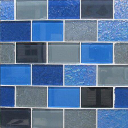 2X3 RIVIERA BLUE MIX