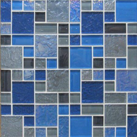 BLOCK RIVIERA BLUE MIX